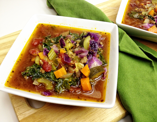 Paleo Minestrone 2