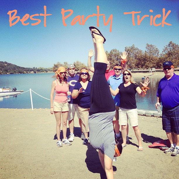 Best Party Trick