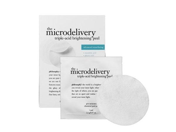Philosophy The Microdelivery Triple Acid Brightening Peel