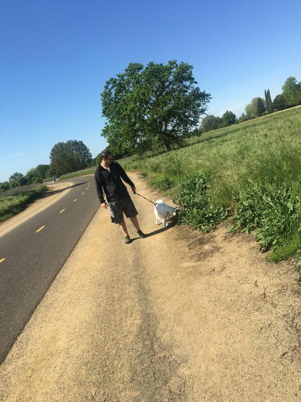 Walking B